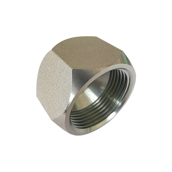 0304-C SERIE  SAE JIC 37° Flare  SCAP NUT