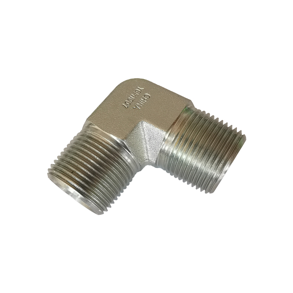 5500 SERIES high quality Taper Pipe Threads NPTF  90° Male Elbow