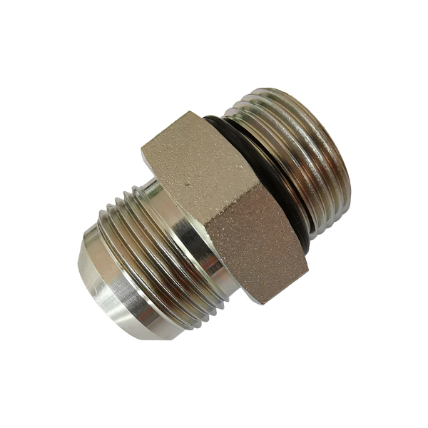 6400 SERIES(STRAIGHT); 37°MALE TUBE; O-RING BOSS