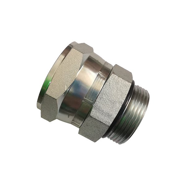 6402 SERIES(STRAIGHT); O-RING BOSS; 37°FEMALE SWIVEL
